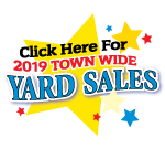 2019 town wide yard sales