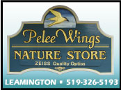 Pelee Wings Nature Store